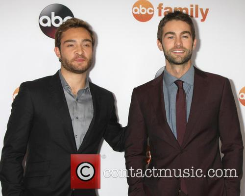 Ed Westwick and Chace Crawford 3