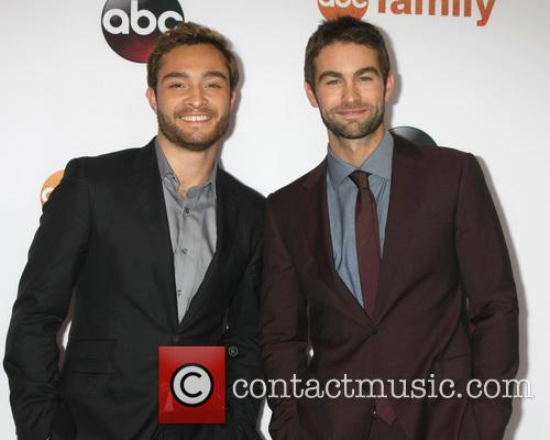 Ed Westwick and Chace Crawford 4