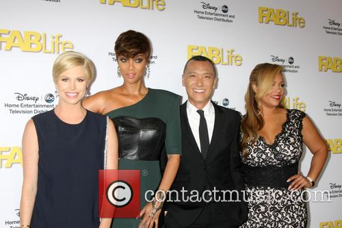 Fablife Cast and Tyra Banks 3