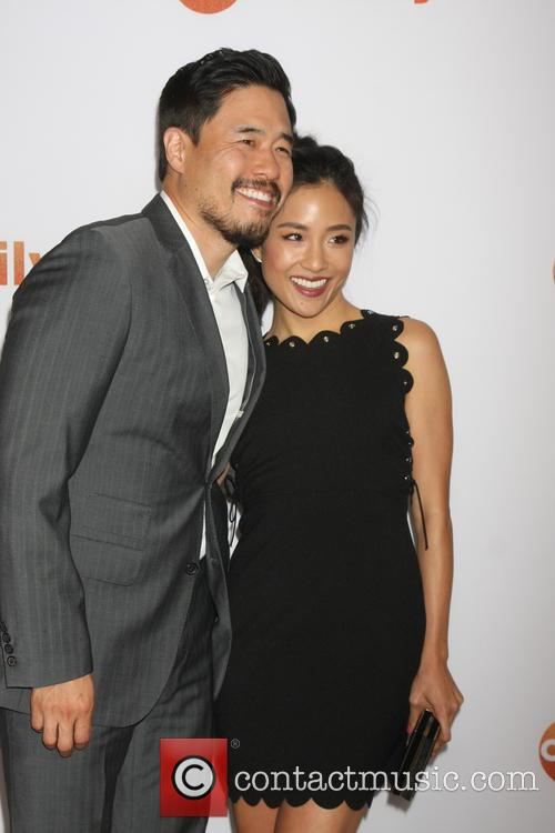 Randall Park and Constance Wu 5