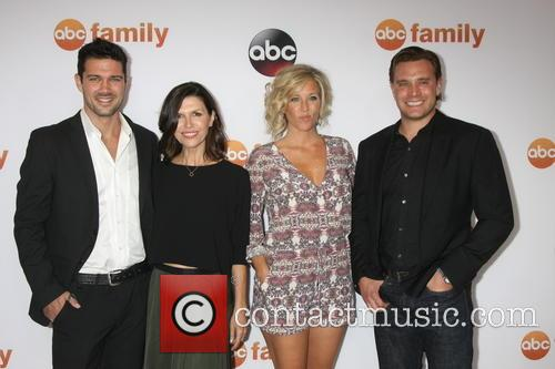 Ryan Paevey, Finola Hughes, Laura Wright and Billy Miller 1