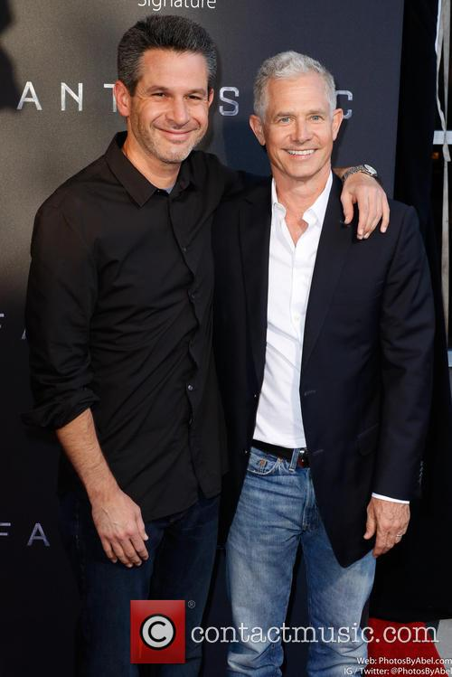 Hutch Parker and Simon Kinberg 1
