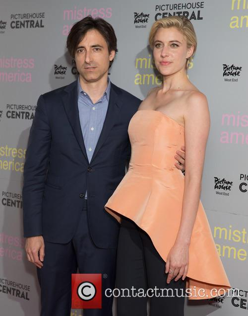 Noah Baumbach and Greta Gerwig 11