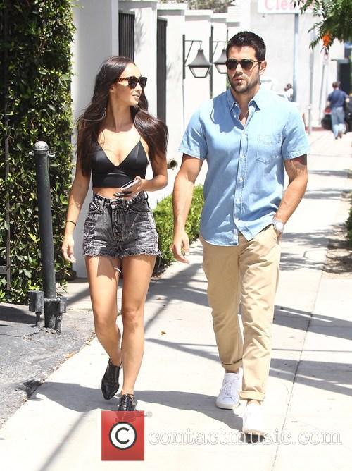 Cara Santana and Jesse Metcalfe 6