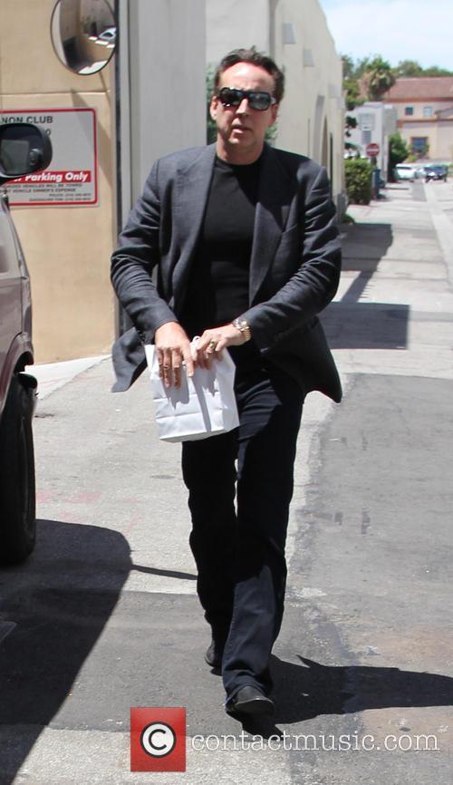Fancy Resume Film Le Pacte Nicolas Cage Mold Resume Ideas