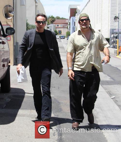 Nicolas Cage and Christopher Coppola 6