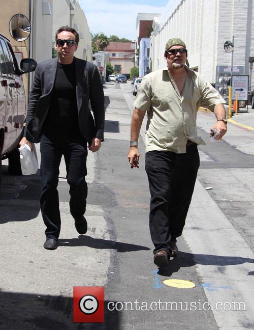 Nicolas Cage and Christopher Coppola 7
