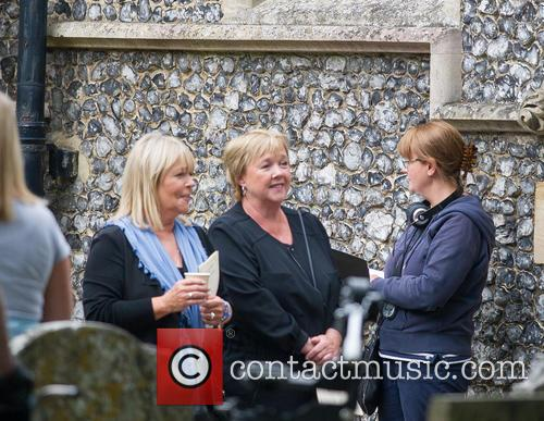 Pauline Quirke and Linda Robson 8