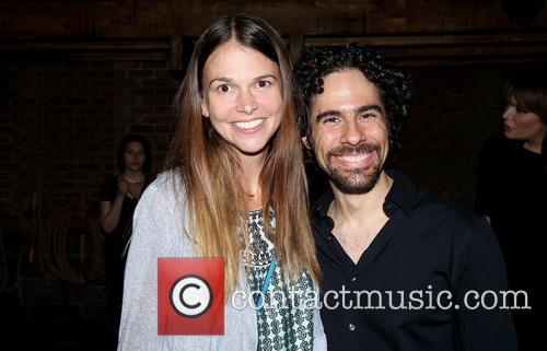 Sutton Foster and Alex Lacamoire 2