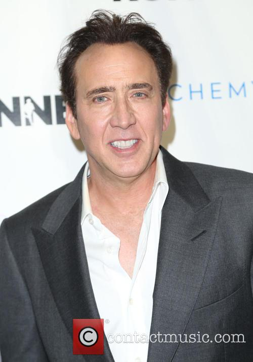 Nicolas Cage is a big fan of the comic book world