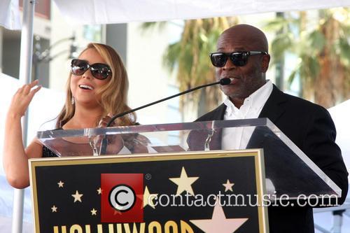 Mariah Carey and La Reid