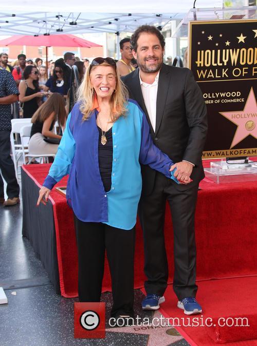 Brett Ratner and Mother 2