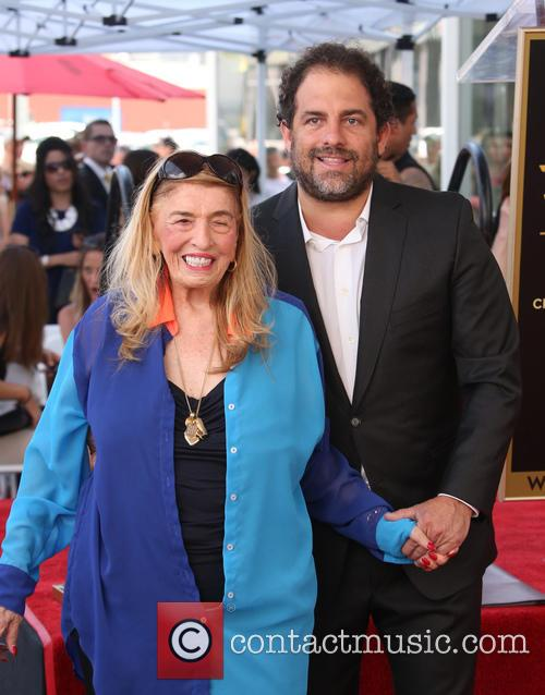 Brett Ratner and Mother 1