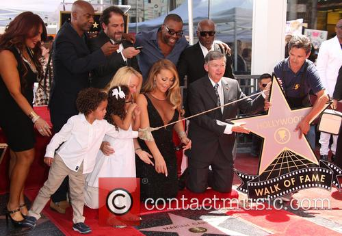 Monroe Cannon, Moroccan Scott Cannon, Stephen Hill, Brett Ratner, Mariah Carey, Lee Daniels, Leron Gubler and L.a. Reid 8