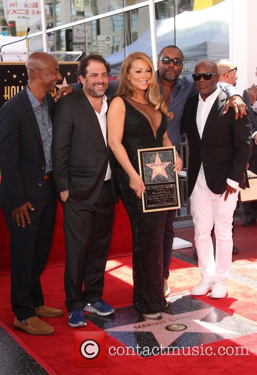 Stephen Hill, Brett Ratner, Mariah Carey, Lee Daniels and L.a. Reid 4