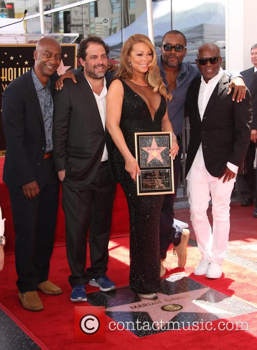 Stephen Hill, Brett Ratner, Mariah Carey, Lee Daniels and L.a. Reid 6