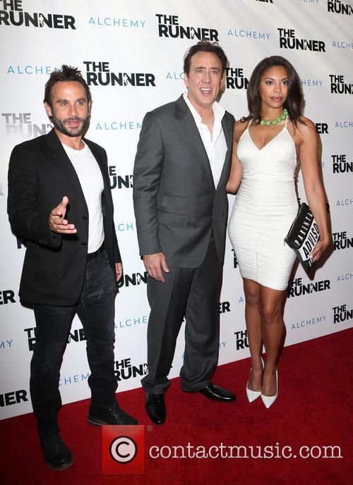 Austin Stark, Nicolas Cage and Ciera Payton 6
