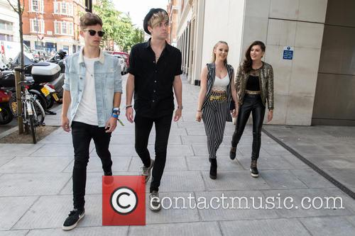 Only The Young, Betsy, Charlie, Mikey and Parisa 4