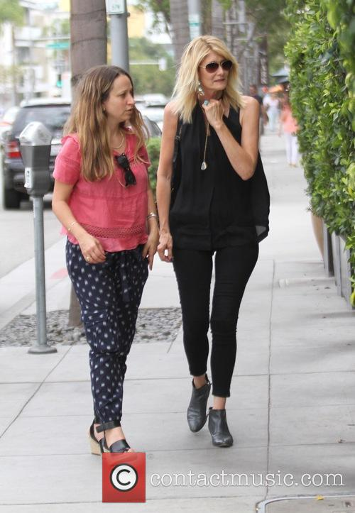Laura Dern and Jennifer Meyer 1
