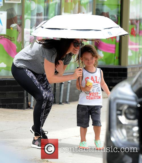 Megan Fox and Noah Shannon Green 3