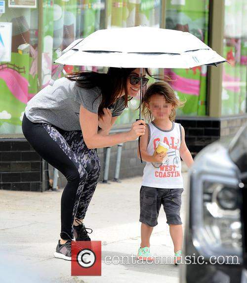 Megan Fox and Noah Shannon Green 4