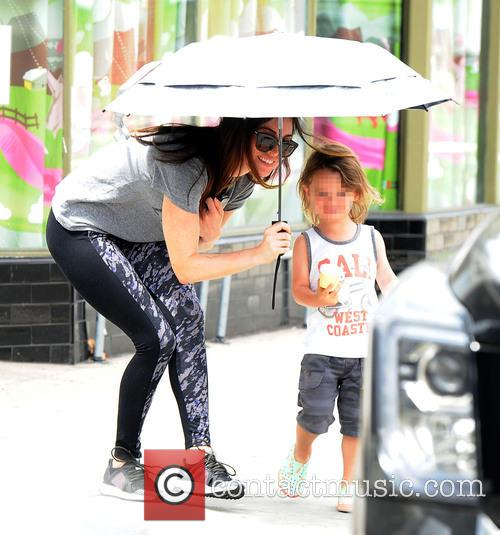 Megan Fox and Noah Shannon Green 5