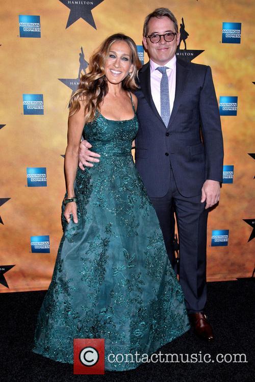 Sarah Jessica Parker and Matthew Broderick 5