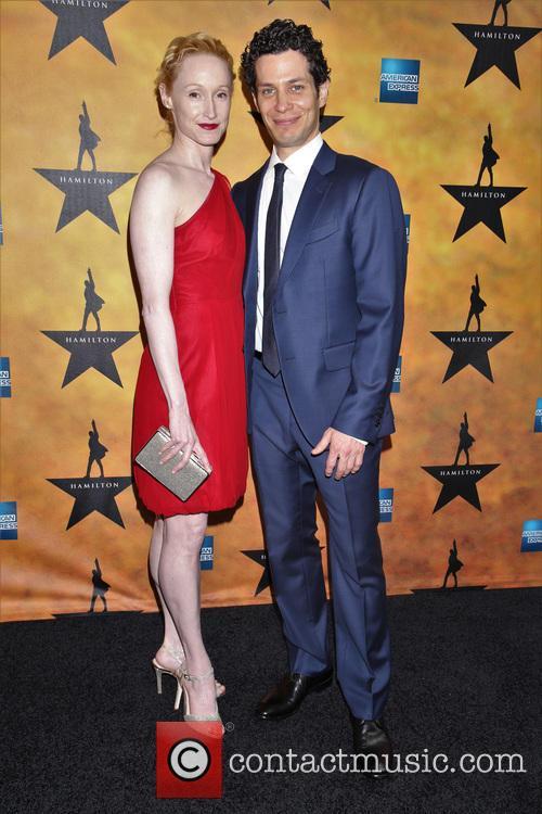Angela Christian and Thomas Kail 9