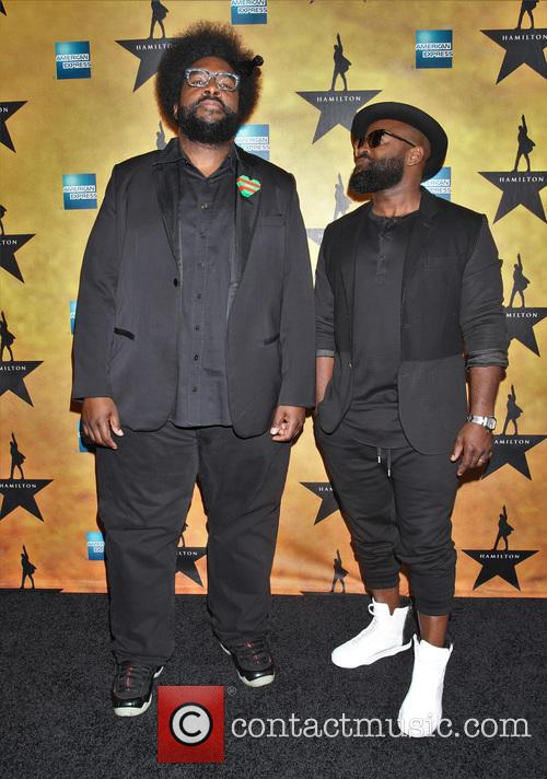 Questlove and Black Thought 2