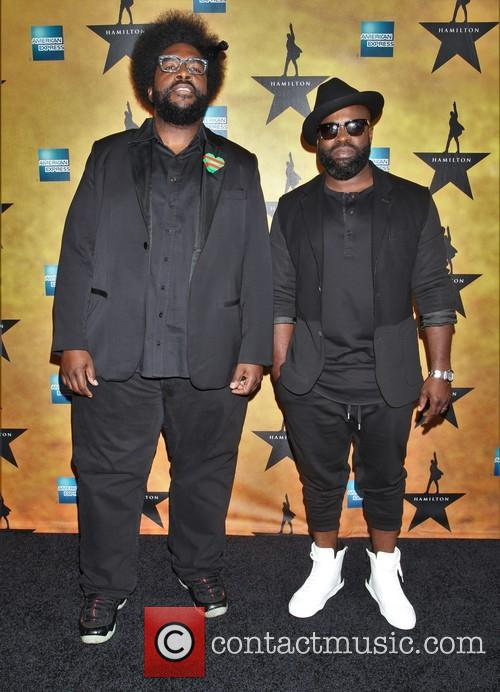 Questlove and Black Thought 1