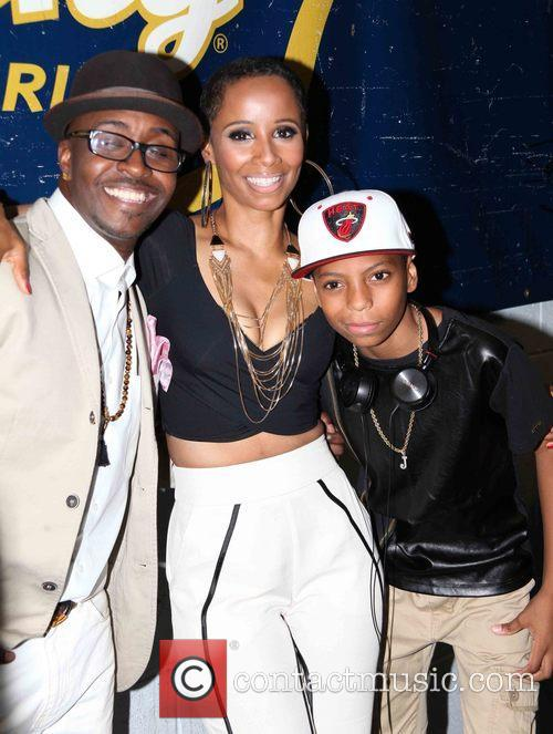 Kwame, Vivian Green and Dj Js 1