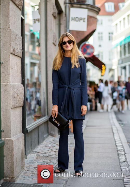EXCLUSIVE Copenhagen Fashion Week Spring Summer 2016 -...