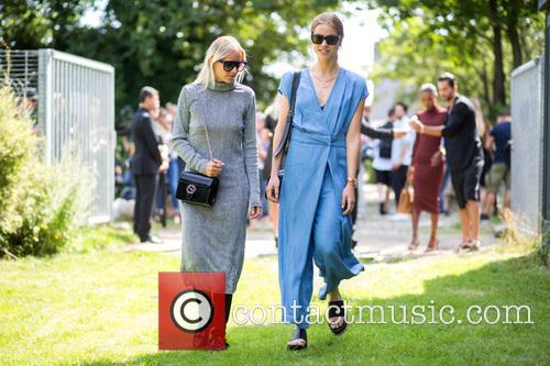 Celine Aargard and Trine Kjaer 2