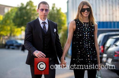 Justin O'shea and Veronika Heilbrunner 1
