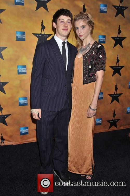 Alex Sharp and Wallis Currie-wood 8