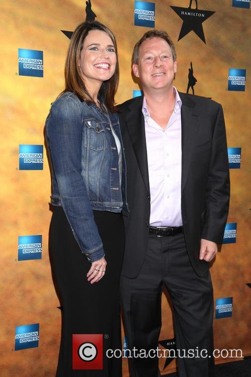 Savannah Guthrie and Michael Feldman 3