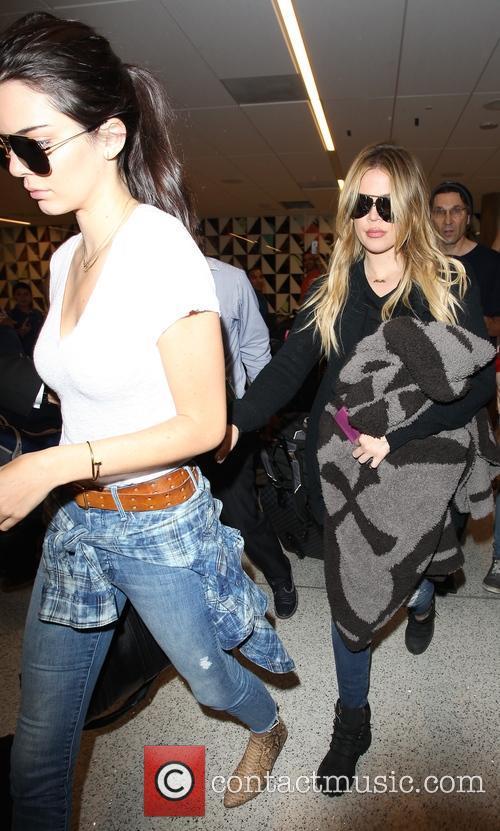 Khloe Kardashian and Kendall Jenner 7