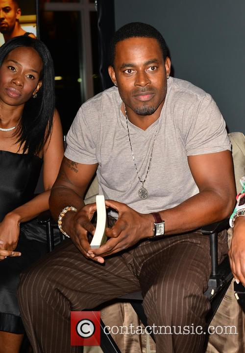 Nd Brown and Lamman Rucker 2