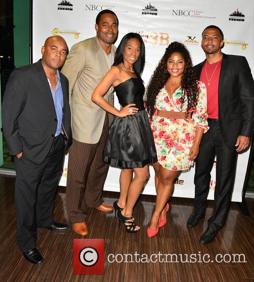Trey Haley, Lammond Rucker, Nd Brown, Brely Evans and Cristian Keyes 2