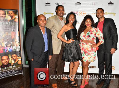 Trey Haley, Lammond Rucker, Nd Brown, Brely Evans and Cristian Keyes 1