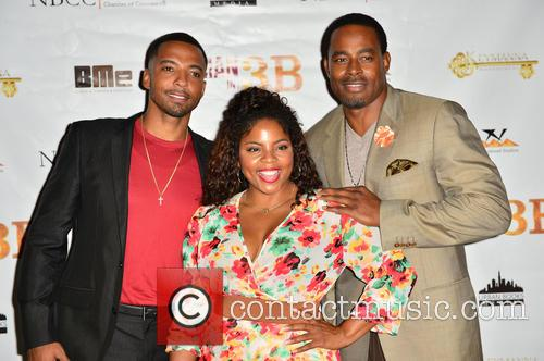 Cristian Keyes, Brely Evans and Lammond Rucker 5