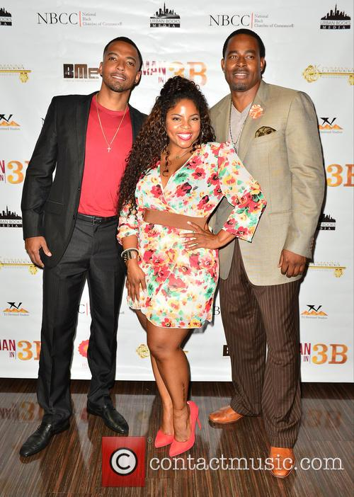 Cristian Keyes, Brely Evans and Lammond Rucker 1