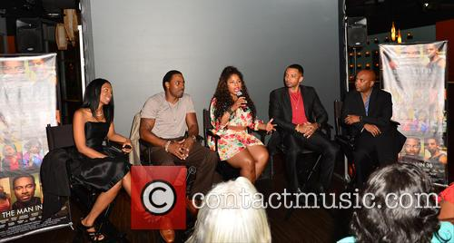 Nd Brown, Lammond Rucker, Brely Evans, Cristian Keyes and Trey Haley 5