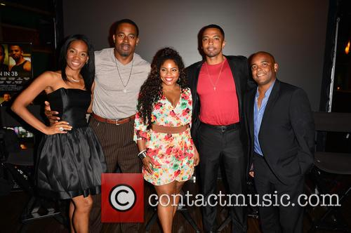 Nd Brown, Lammond Rucker, Brely Evans, Cristian Keyes and Trey Haley 6