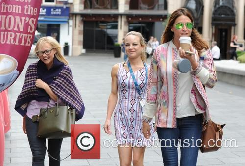 Emma Bunton and Lisa Snowdon 11