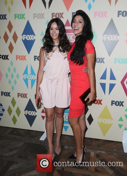 Stephanie Beatriz and Melissa Fumero 2