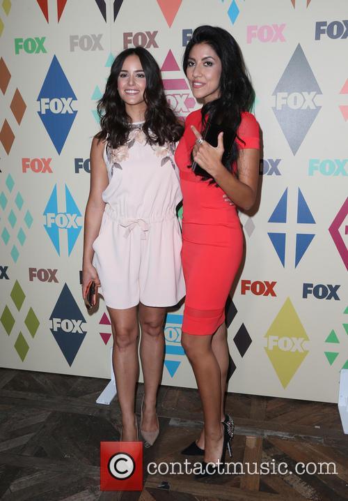 Stephanie Beatriz and Melissa Fumero 3