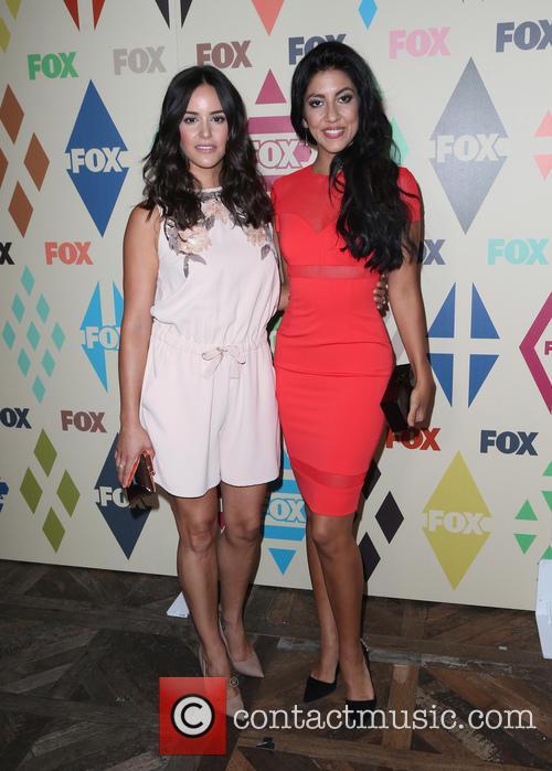 Stephanie Beatriz and Melissa Fumero 4