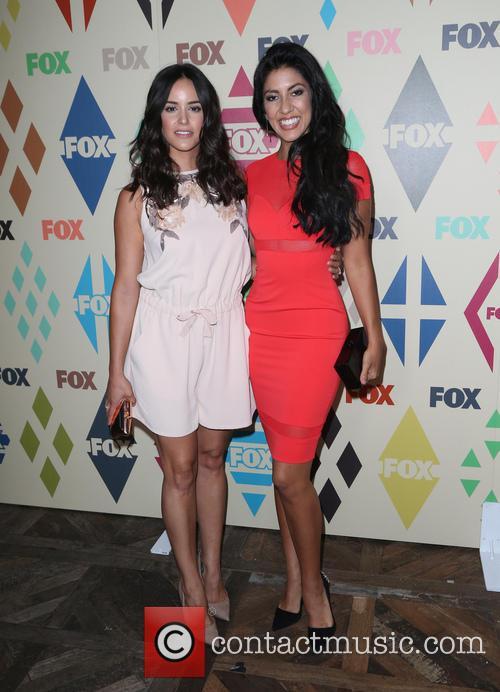 Stephanie Beatriz and Melissa Fumero 1