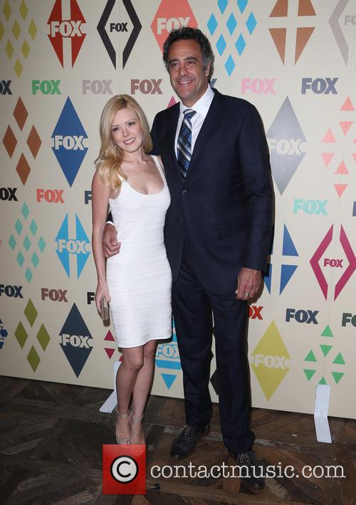 Brad Garrett and Isaball Quella 2